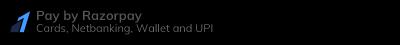 UPI/Debit Card/NetBanking